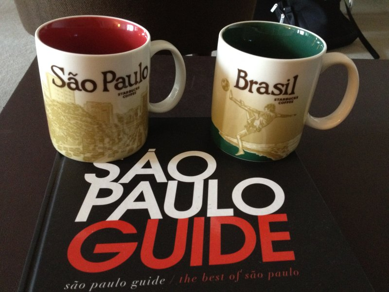 Andata e ritorno dal Brasile