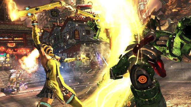Anarchy Reigns non verrà mostrato all'E3