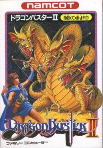 Dragon Buster II per Nintendo Entertainment System