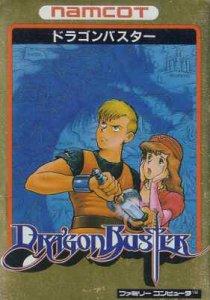 Dragon Buster per Nintendo Entertainment System