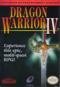 Dragon Warrior IV per Nintendo Entertainment System