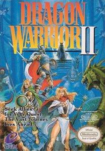 Dragon Warrior II per Nintendo Entertainment System