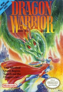 Dragon Warrior per Nintendo Entertainment System
