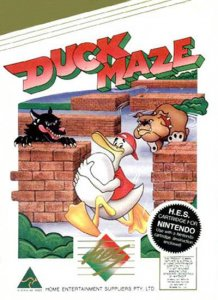 Duck Maze per Nintendo Entertainment System