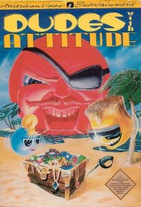 Dudes With Attitudes per Nintendo Entertainment System