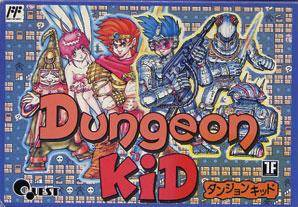 Dungeon Kid per Nintendo Entertainment System
