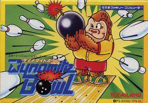 Dynamite Bowl per Nintendo Entertainment System