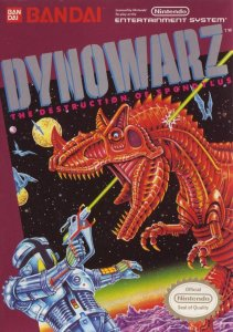 Dynowarz: The Destruction of Spondylus per Nintendo Entertainment System