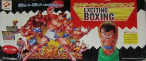 Exciting Boxing per Nintendo Entertainment System