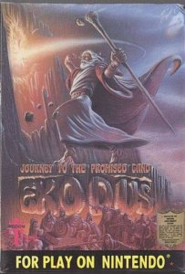 Exodus: Journey to the Promised Land per Nintendo Entertainment System