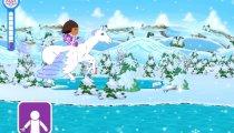Dora Saves Snow Princess - Filmato di gioco