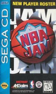 NBA Jam per Sega Mega-CD