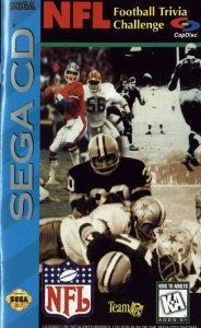 NFL Football Trivia Challenge per Sega Mega-CD