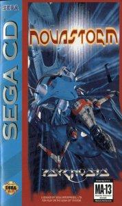 Novastorm per Sega Mega-CD