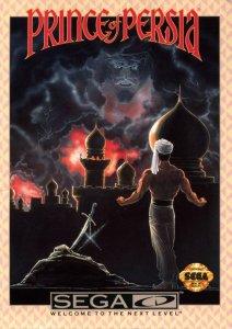 Prince of Persia per Sega Mega-CD