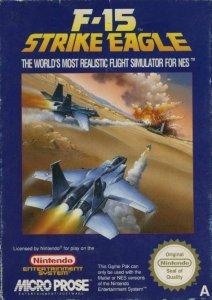 F-15 Strike Eagle per Nintendo Entertainment System