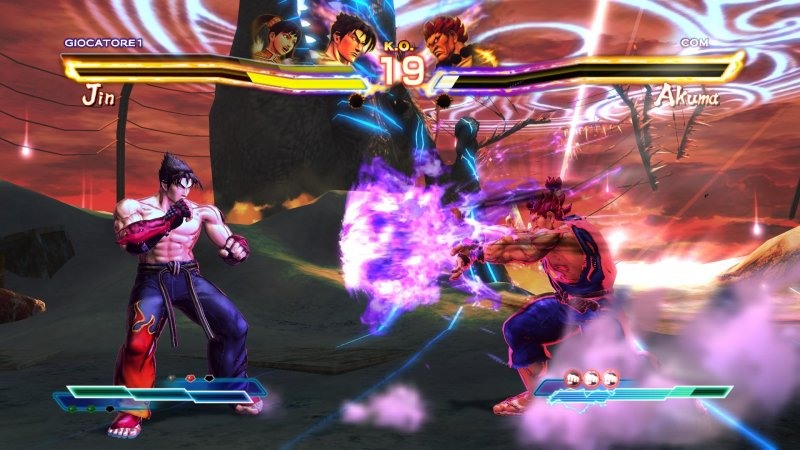 In arrivo una patch per Street Fighter X Tekken su PC