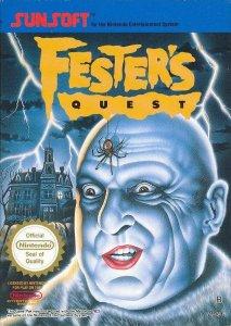 Fester's Quest per Nintendo Entertainment System