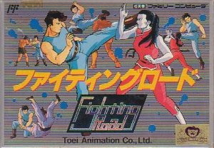 Fighting Road per Nintendo Entertainment System