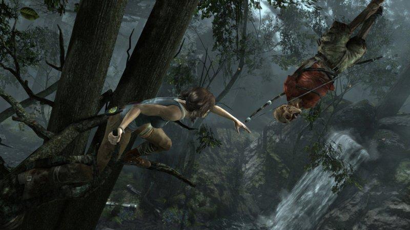 Tomb Raider, una nuova immagine e una brutta notizia per i fan