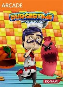BurgerTime World Tour per Xbox 360