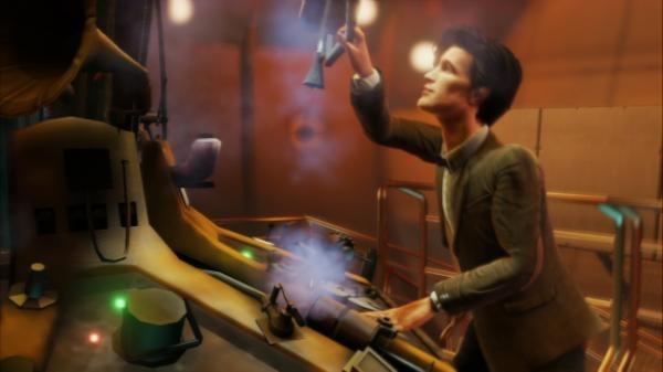 La soluzione di Doctor Who: The Eternity Clock