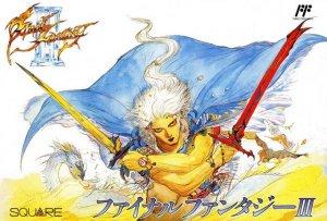 Final Fantasy III per Nintendo Entertainment System