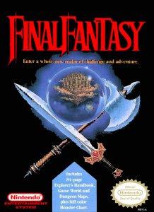 Final Fantasy per Nintendo Entertainment System