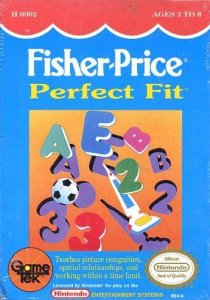 Fisher Price: Perfect Fit per Nintendo Entertainment System