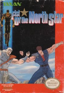 Fist of the North Star per Nintendo Entertainment System