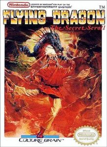 Flying Dragon: The Secret Scroll per Nintendo Entertainment System