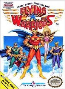 Flying Warriors per Nintendo Entertainment System