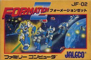 Formation Z per Nintendo Entertainment System