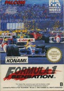 Formula 1 Sensation per Nintendo Entertainment System