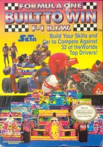 Formula One: Built to Win per Nintendo Entertainment System
