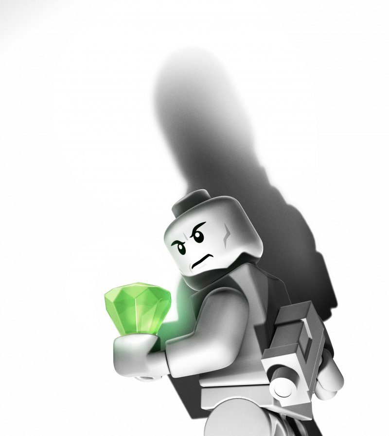 Lego Batman 2 - Ecco Lex Luthor