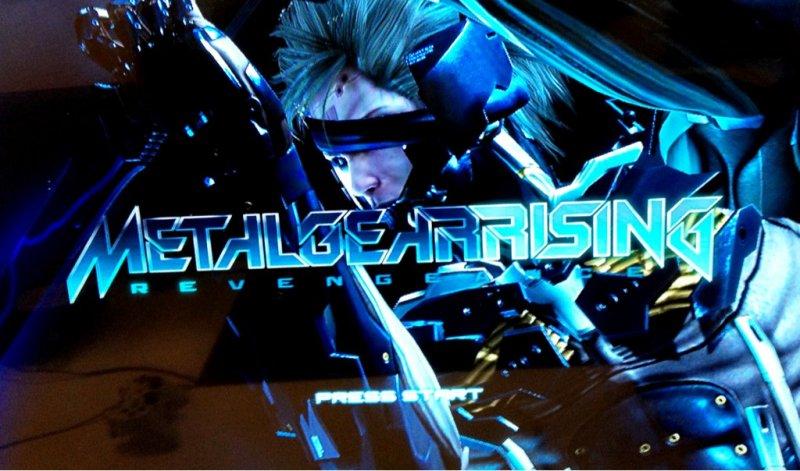 Metal Gear Rising: Revengeance in forma giocabile all'E3