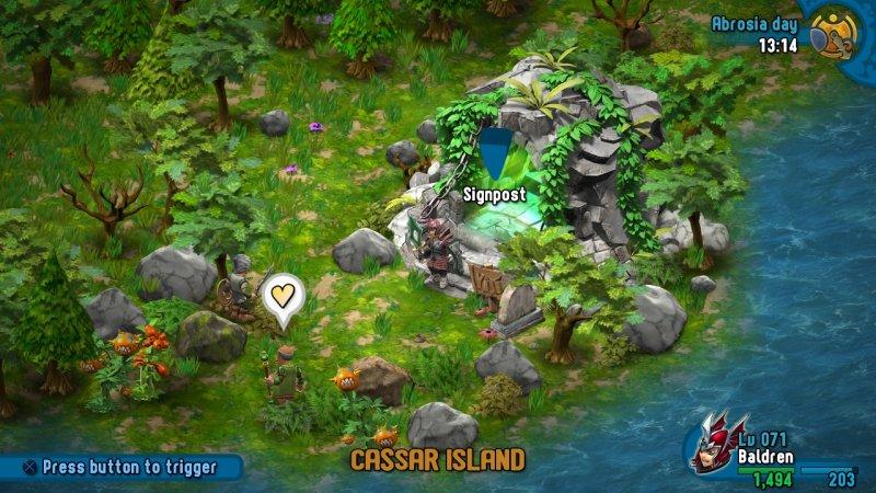 Rainbow Moon in arrivo anche su PlayStation Vita