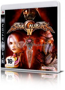 Soul Calibur IV per PlayStation 3