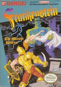 Frankenstein per Nintendo Entertainment System