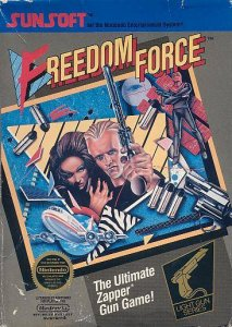 Freedom Force per Nintendo Entertainment System