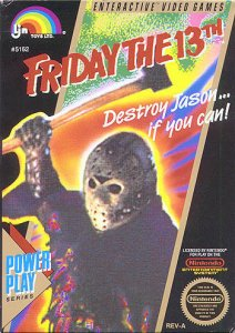 Friday the 13th per Nintendo Entertainment System