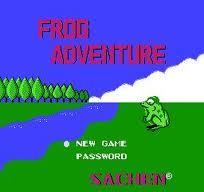 Frog Adventure per Nintendo Entertainment System