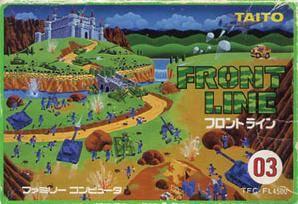 Front Line per Nintendo Entertainment System