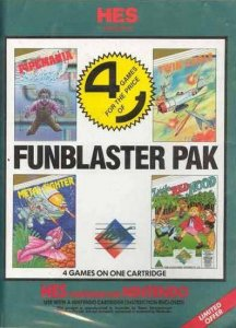 Funblaster Pack per Nintendo Entertainment System