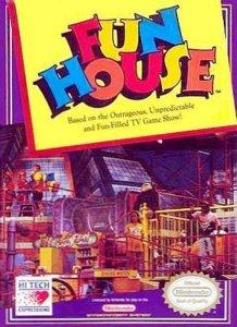 Fun House per Nintendo Entertainment System