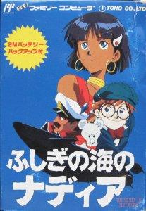 Fushigi no Umi Nadia: The Secret of Blue Water per Nintendo Entertainment System