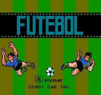 Futebol per Nintendo Entertainment System
