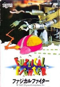 Fuzzical Fighter per Nintendo Entertainment System