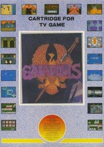 Gaiapolis per Nintendo Entertainment System
